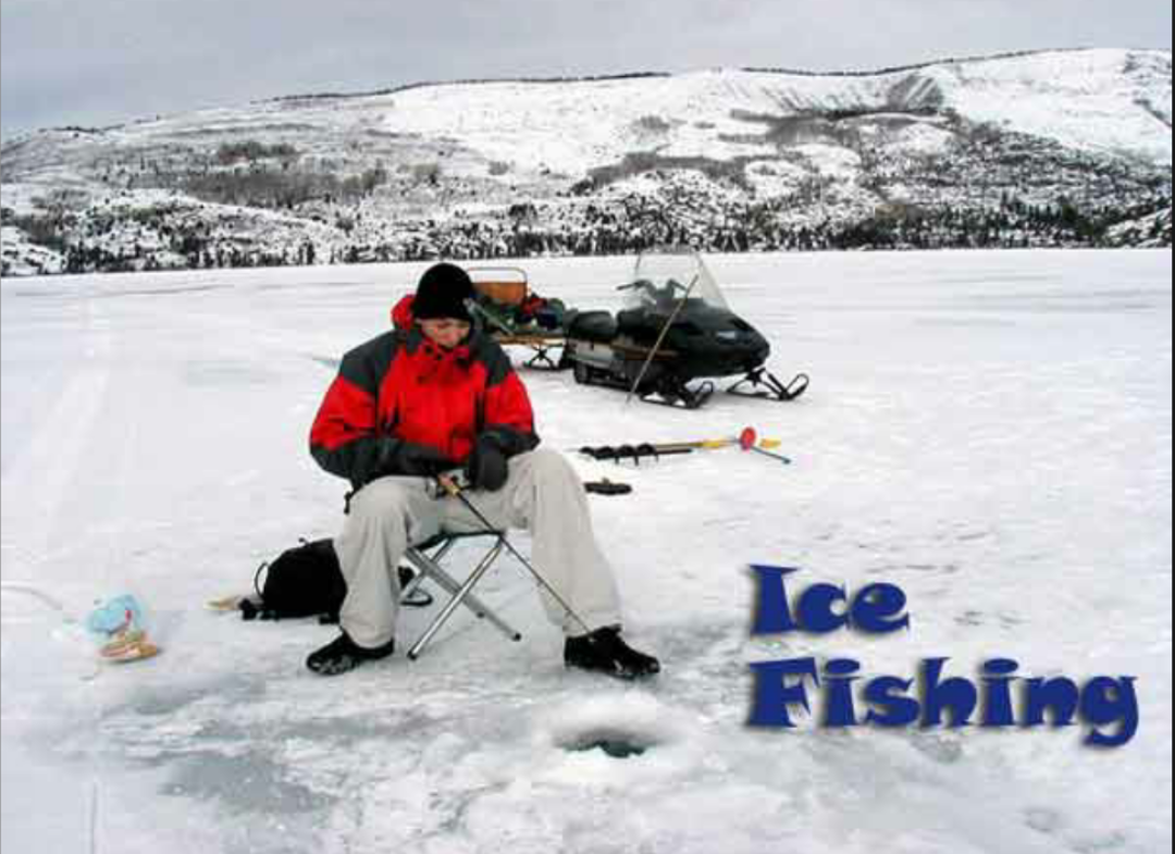 Everything You Need to Know About Ice Fishing