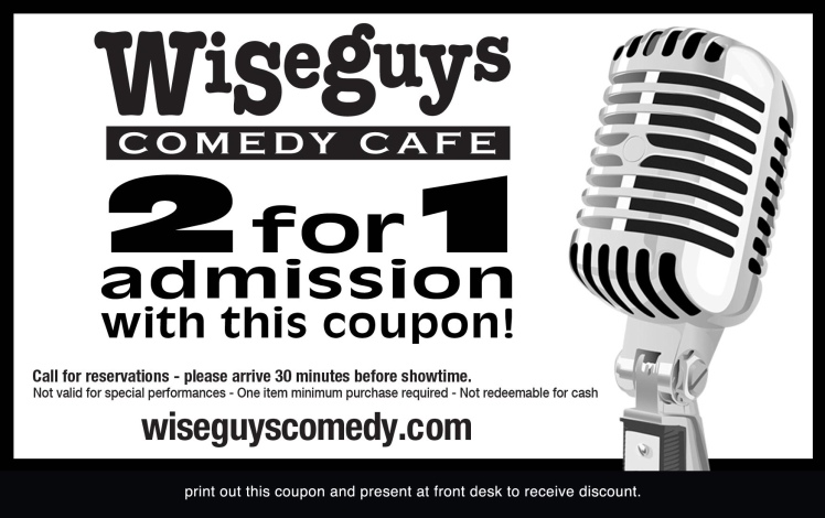 Ogden location only. Print coupon or mention Jerry Mabbott's Blog at the door! Sorry, bit good for special l events.